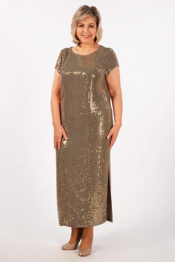 Милада макси длина с пайетками Платье Диор
