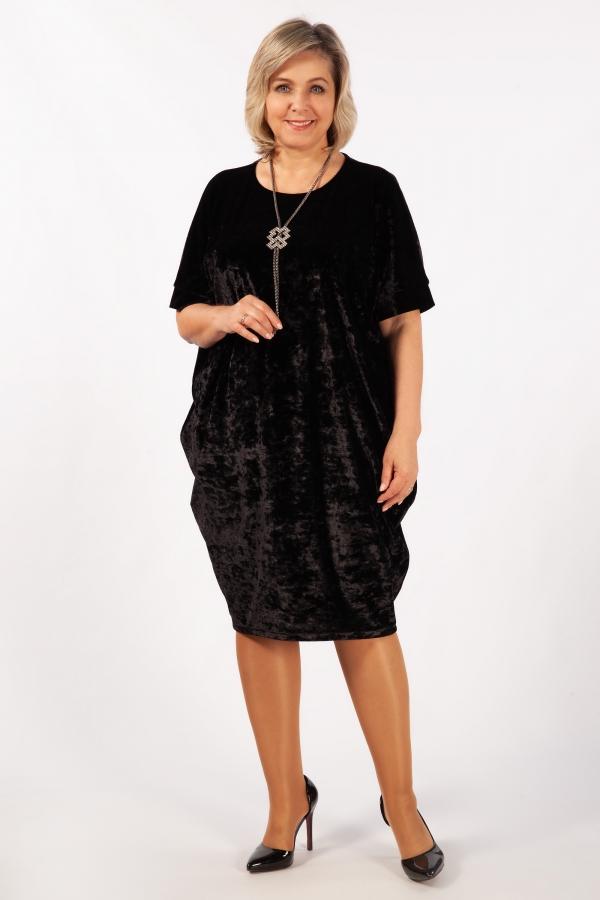 Милада для полных женщин Платье Барбара