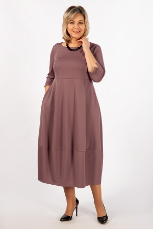 Платье Трейси Милада фасон бохо