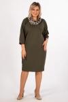 Платье Эдит Милада фото для больших размеров