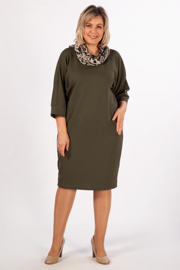 Милада фото для больших размеров Платье Эдит