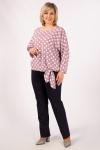 Блуза Дарина Милада с завязками