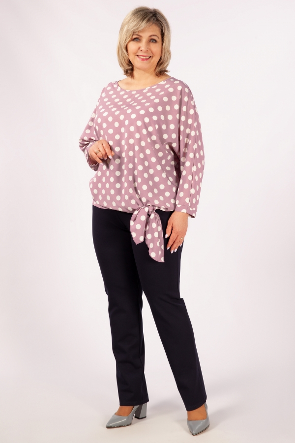 Милада с завязками Блуза Дарина