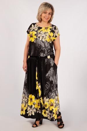 Платье Анджелина-2 Милада макси