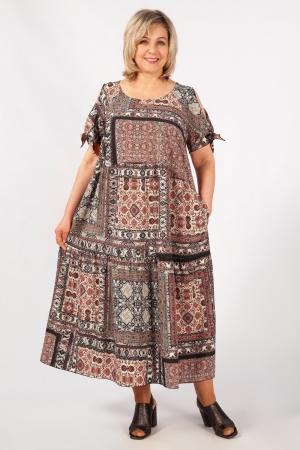 Платье Анфиса Милада