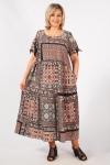 Платье Анфиса Милада джинсового цвета
