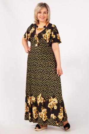 Платье Клеопатра Милада для полных