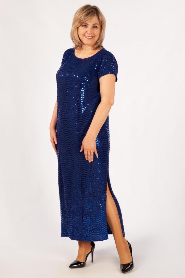 Милада макси длина с пайетками Платье Диор-2