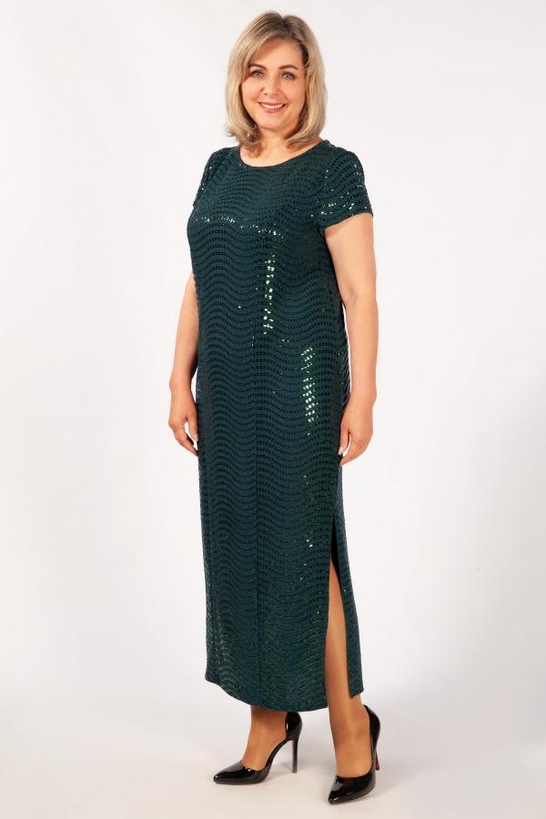 Милада вечернее длинное Платье Диор-2