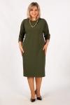 Платье Беретта Милада фото большого платья свободного кроя