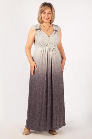 Платье Милана Милада вечернее длинное